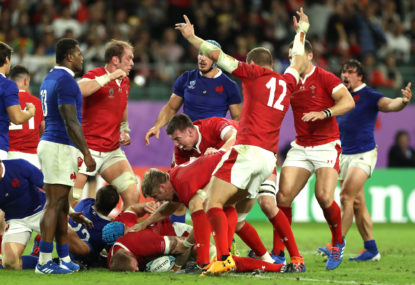 Former RFU boss calls for World Cup-style tournament after coronavirus