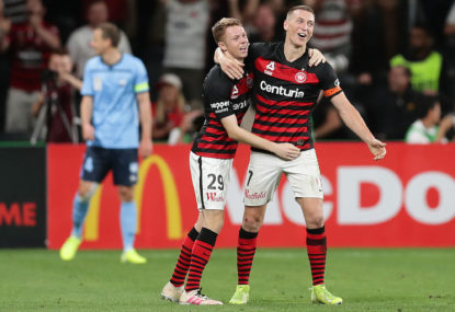 The Sydney derby was as good as any game in Europe