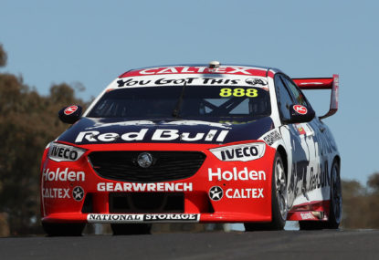 Supercars can race on without Holden