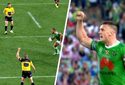 THROWBACK: The most controversial call in rugby league history?