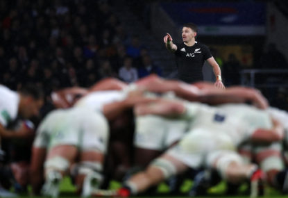 England vs All Blacks: Rugby World Cup semi-final match result, highlights