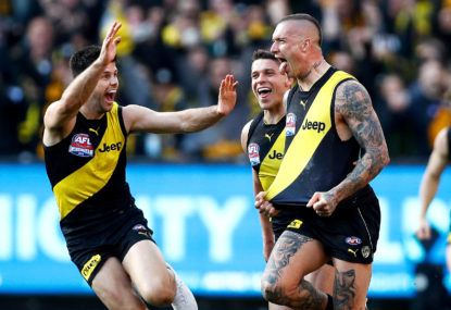 Richmond still the team to beat as back-to-back titles loom large