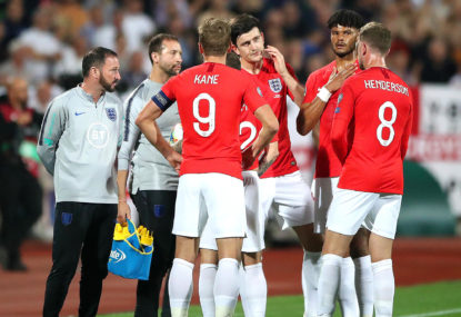 Disgusting race hate blights England's Euro qualifier win over Bulgaria