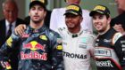 RICCIARDO: How I kept smiling after Monaco