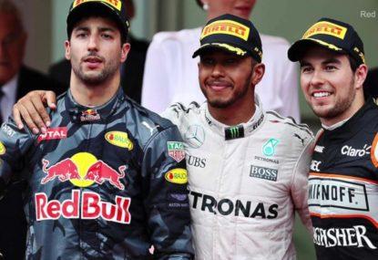 RICCIARDO: How I kept smiling after Monaco