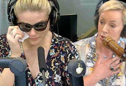 Radio hosts throw their support behind Erin Molan amid disgusting social media attacks