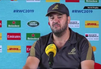 Michael Cheika's eyebrow-raising revelation about his dislike of opposition analysis
