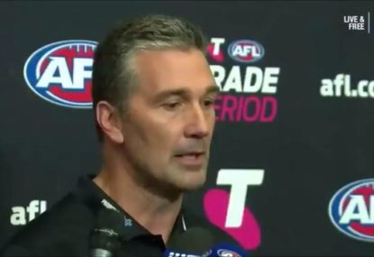 'A disastrous outcome': Carlton blasted for trade period failures
