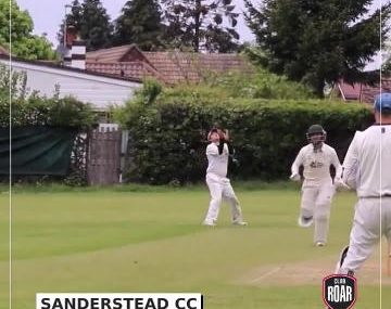 Calamitous dropped catch AND missed run out is pure village