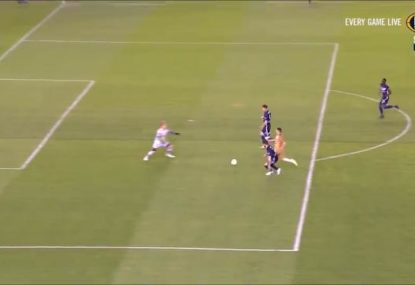 Horror Victory moment opens the door for Wanderers newbie's sublime goal