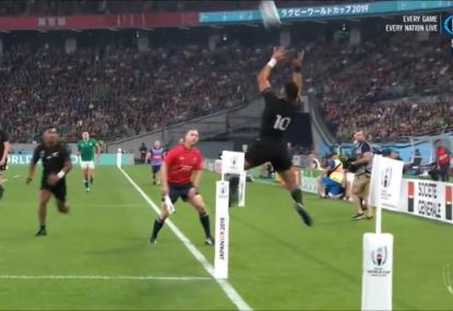 All Blacks' moment of sheer brilliance is why they're the world's best team