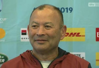 Eddie Jones raises spying concerns ahead of RWC Semifinal