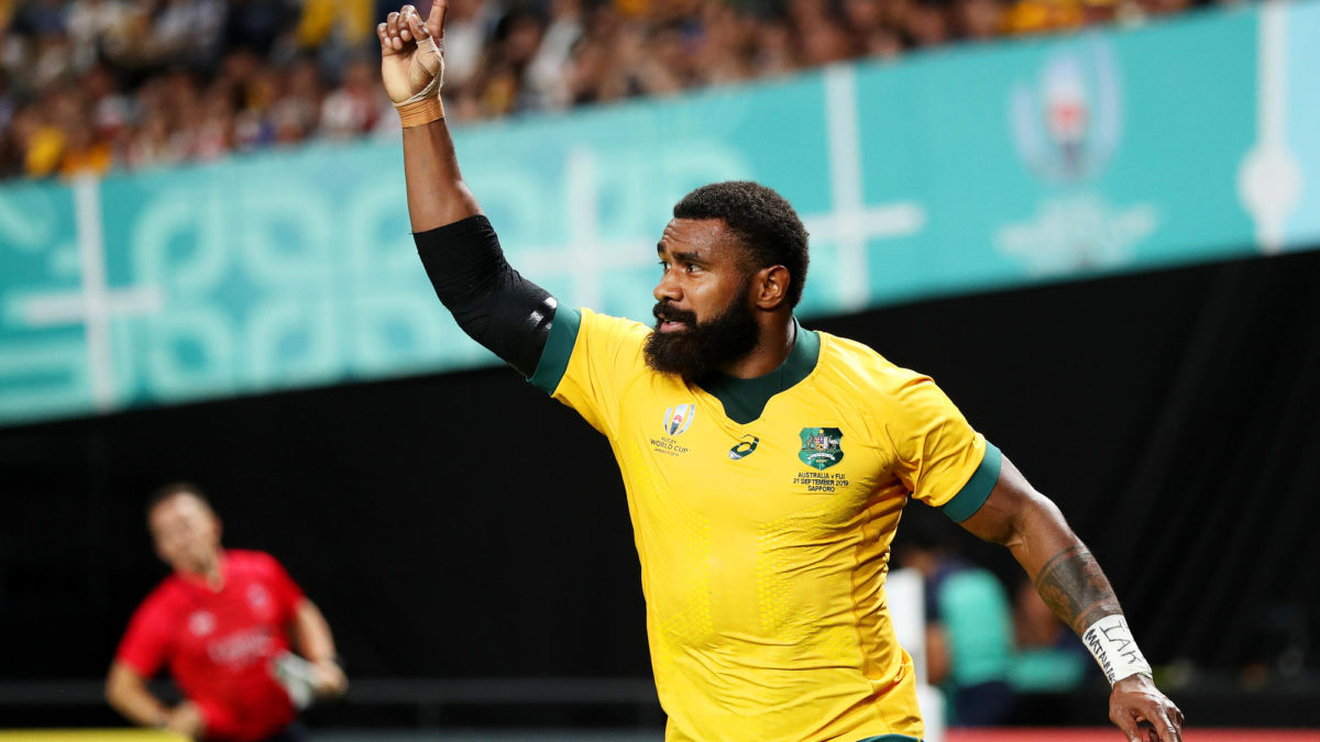 Who gets to wear gold? Why Dave Rennie is right and Marika Koroibete must choose