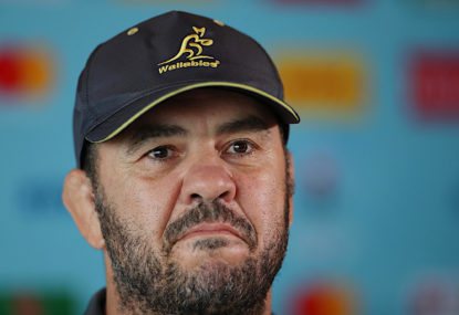 Cheika reveals his Wallabies regrets