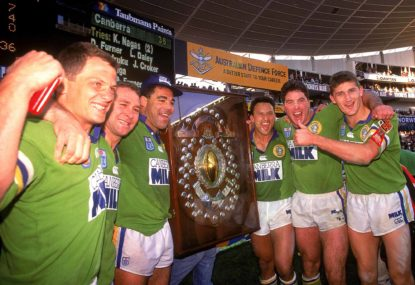 The club stalwarts: Newcastle and Canberra