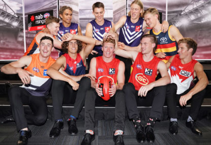 2019 AFL Draft Day 1 wrap: Blues make news again with live trades