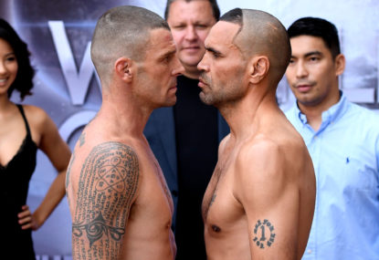 Anthony Mundine vs John Wayne Parr: Parr wins split decision