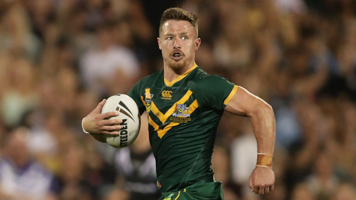 Kangaroos vs Tonga live stream, TV guide: How to watch the Oceania Cup, international rugby league, online or on TV