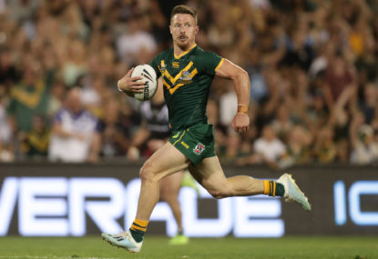 Who could dethrone Australia at the next Rugby League World Cup?