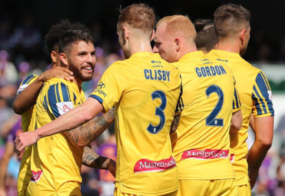 Luck and leverage: Central Coast Mariners roll the dice in 2021