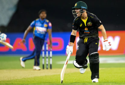 Australia vs Pakistan: Second T20 cricket live scores, blog