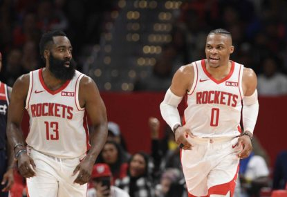 The previously stale Houston Rockets are now the NBA's most compelling experiment