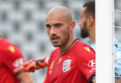 What's wrong at Adelaide United?