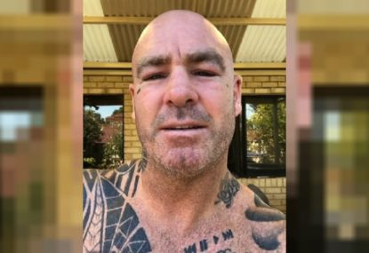 Former heavyweight champion Lucas Browne takes aim at Paul Gallen