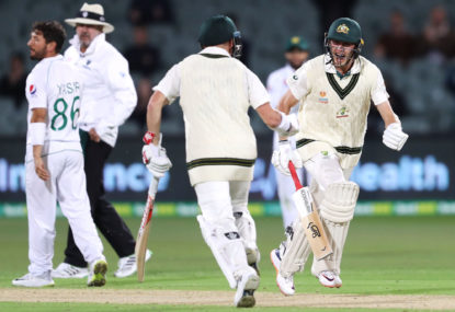 Australia vs Pakistan: 2nd Test - Day 2 cricket end of day scores, blog