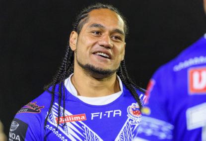 Samoa vs Fiji: Rugby league Test match result, highlights