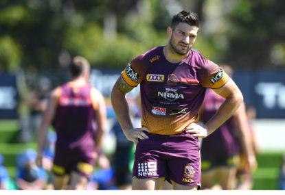 Matt Gillett the newest kind of Broncos legend – and the club won't be happy