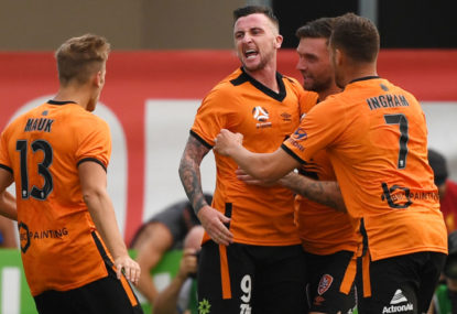 Brisbane Roar's win in Redcliffe was the A-League at its finest