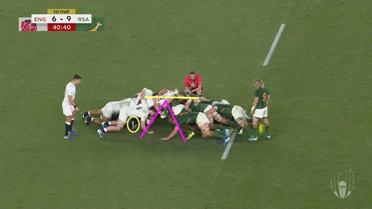rugby world cup final scrum analysis