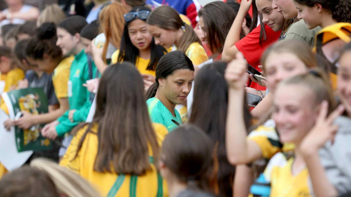 Matildas Olympic qualifiers moved to Australia due to coronavirus fears