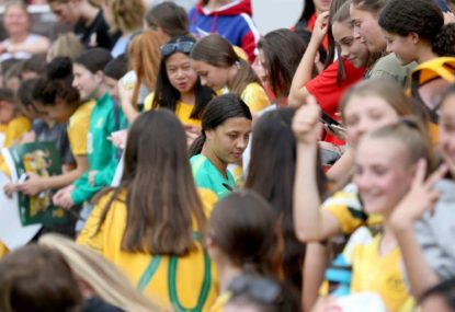 The meeting that showed Ante Milicic why Sam Kerr was the right choice as Matildas captain