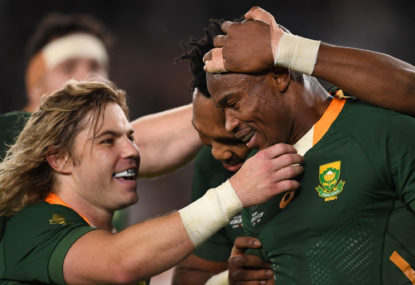 CHAMPIONS: Springboks strike late to win third Rugby World Cup