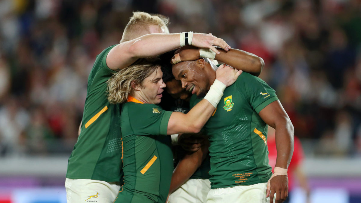 How the Springboks can overcome the All Blacks – and not just this year