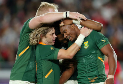My predicted South African XV for the Rugby Championship