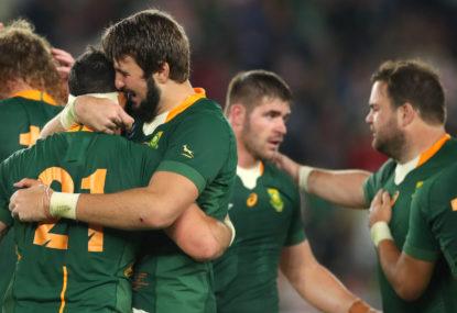 Springboks preparing for Lions onslaught