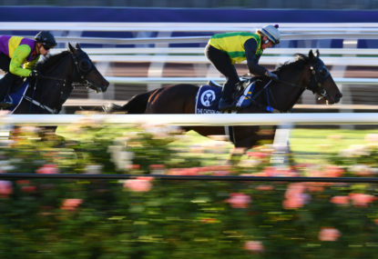 The Mounting Yard: Flemington 6th June preview