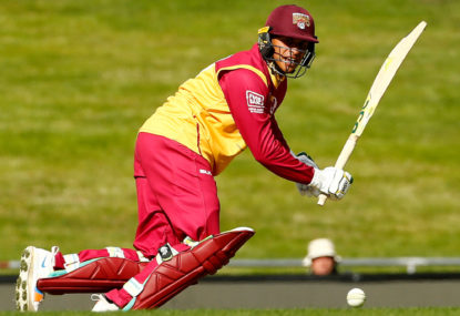 Queensland vs WA Marsh Cup One-Day final live stream and TV guide, start time