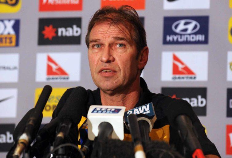 Former Socceroos coach Pim Verbeek