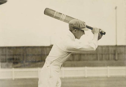The boy who was better than Bradman