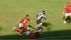 Fijian side-step sets up try of the year contender