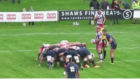That time Romania won seven scrums AGAINST the feed!