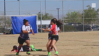 Giant U15's Women's Sevens player is unstoppable