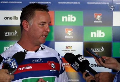 New Knights coach keen to get the Johns brothers involved with the club
