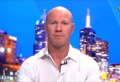 'Quite arrogant... not that intelligent': Barry Hall savages Paul Gallen