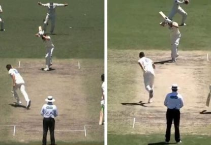 WA young gun dismissed without offering a shot twice in the same match