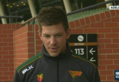 Tim Paine addresses the mental health breaks taken by Australian cricketers